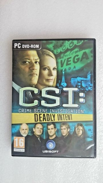 CSI: Crime Scene Investigation - Deadly Intent (PC, 2009)